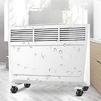 Calentador QFFL Ahorro de energía Ahorro de energía Pared hogar baño Doble Uso baño Impermeable eléctrico