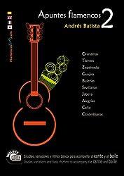 Apuntes Flamencos, Vol. 2 Book/CD Set