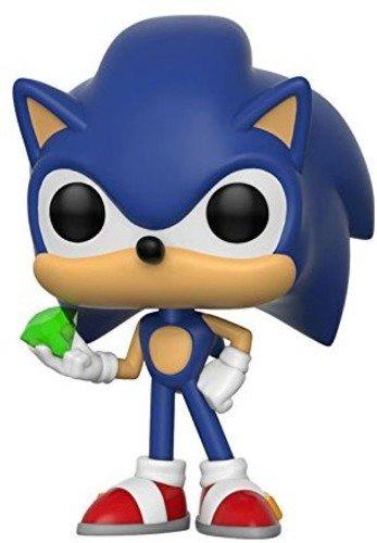 Funko Pop! - Sonic: Emerald Figura de Vinilo (20147)