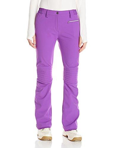 Skihose Damen Helly Hansen (Helly Hansen Damen W Bellissimo Pant Skihose, Sunburned Purple, S)