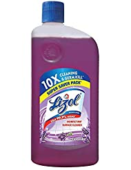 Lizol Disinfectant Surface Cleaner Lavender 975ml
