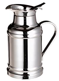MIU France Stainless Steel Thermal Server, Silver, 25.3-Oz.