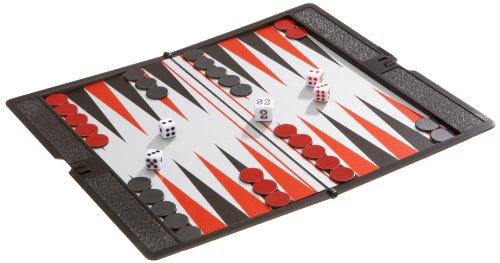 Philos 6530 - Backgammon, Reisespiel, magnetisch, Strategiespiel
