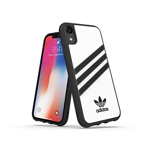 adidas Originals Hülle iPhone XR Molded - weiß/schwarz