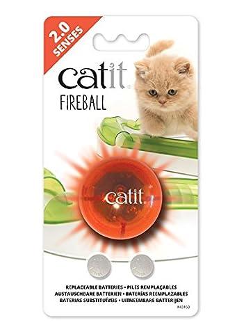 CAT IT 2.0 Senses Jouet Balle Lumineuse pour