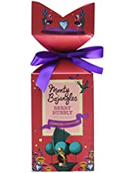 Monty Bojangles Berry Bubbly Cocoa Dusted Truffle Tall Gift 200g