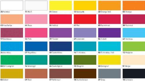 KREUL C.KREUL Textilfarbe JAVANA Sunny, orange hell, 20 ml