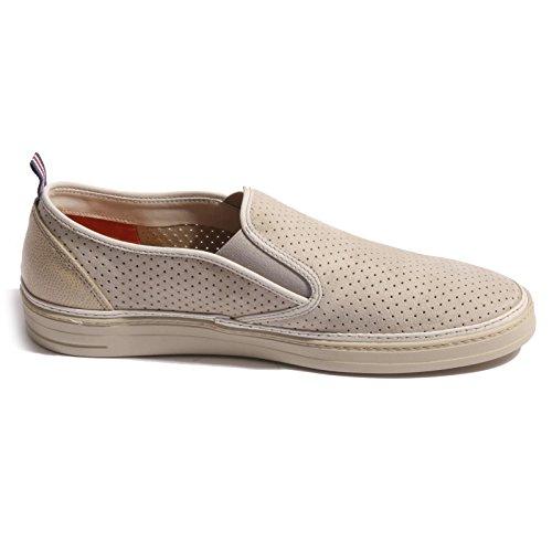 B0282 sneaker uomo BRIMARTS HIMALAYA ghiaccio/grigio slip-on shoe men ghiacco