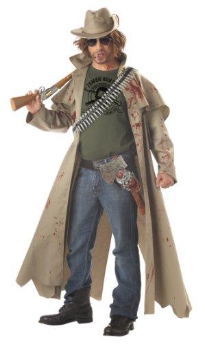 Zombie-Jäger-Kostüm