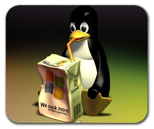 linux-pingouin-tux-aspiration-windows-paille-potable-tapis-de-souris-tapis-de-souris-pad-tapis-de-so