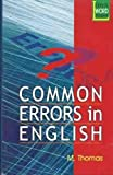 Common Errors In English 01 Edition price comparison at Flipkart, Amazon, Crossword, Uread, Bookadda, Landmark, Homeshop18