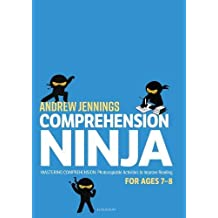 Comprehension Ninja for Ages 7-8: Amazon.es: Andrew Jennings ...