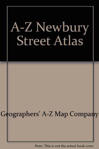 A-Z Newbury Street Atlas