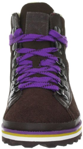 Puma City Snow Boot S Wn's 354215, Stivaletti donna Marrone (Braun (chocolate brown 02))