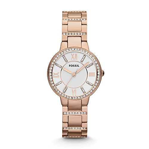 Fossil Analog Silver Dial Women's Watch - ES3284
