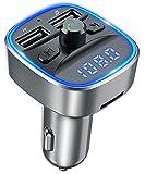 Bovon Transmetteur FM Bluetooth, Kit Voiture Émetteur FM sans Fil Adaptateur Radio Lecteur - Best Reviews Guide
