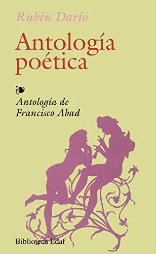 Antologia Poetica-Dario R. (Biblioteca Edaf) por Rubén Darío