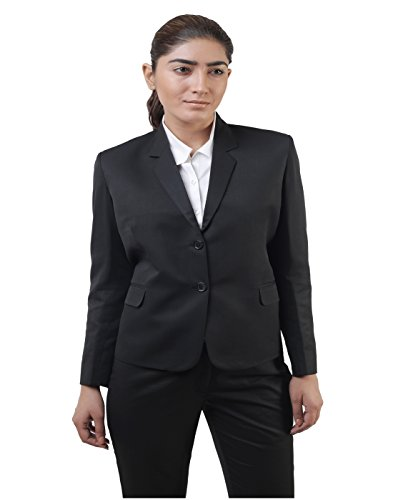 Lee Marc Solid Formal Blazer For Women's  available at amazon for Rs.1299