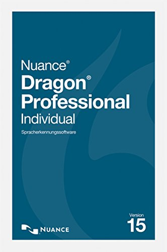 Nuance Dragon Professional Individual 15 / Deutsch