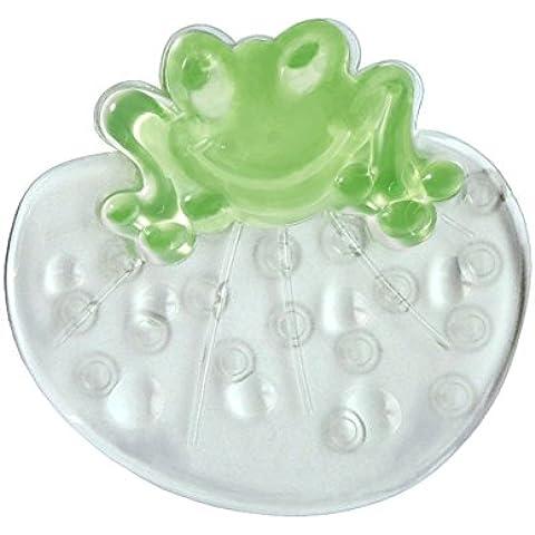 Dintex Rana-Applique per bagno e doccia, colore: verde