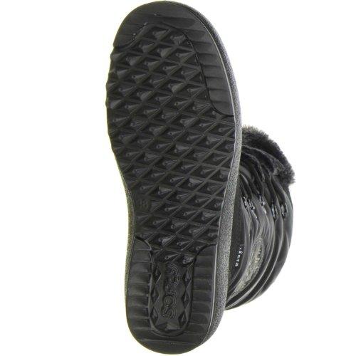 Vista 11-00407 Schwarz, Stivali da neve donna Nero (nero)