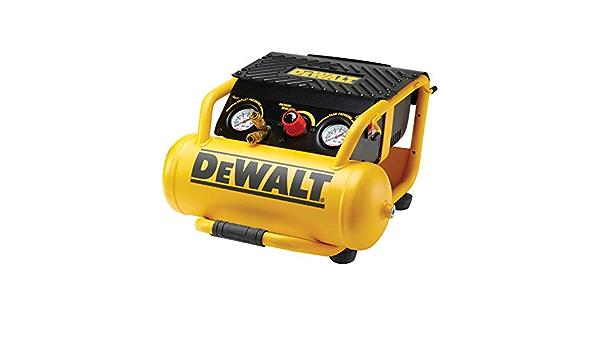 Dewalt Dpc10rc Kompressor Für Rollkäfig 10 Liter 1500 Watt 11 Stück Baumarkt