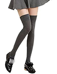Over The Knee Socks Available Various Colours UK Size 4-6½  EUR  37-40