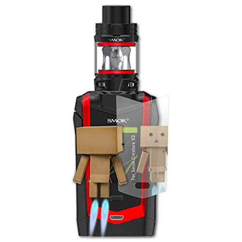 atFoliX Displayfolie kompatibel mit Smok Creature V2 Spiegelfolie, Spiegeleffekt FX Schutzfolie