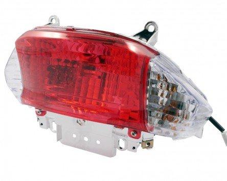 Rücklicht klare Blinker REX RS450 Typ: QM50QT-6(A) (Qingqi)
