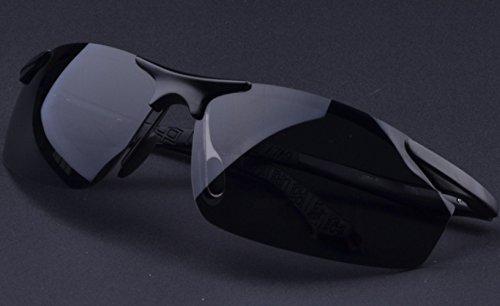 TianXY Für Männer Frauen Fahren Mode Freizeit UV-Schutz Laufbrillen Baseballbrillen Polar Bewegung,C