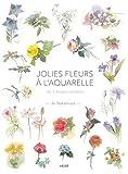 Jolies fleurs à l'aquarelle - En 5 étapes simples