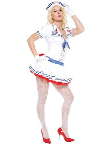 Costume Fancy Dress (Erwachsene Sailor Sweetie Kostüme)