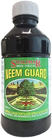 Shalimar Neem Guard Liquid Spray - 1000 ML