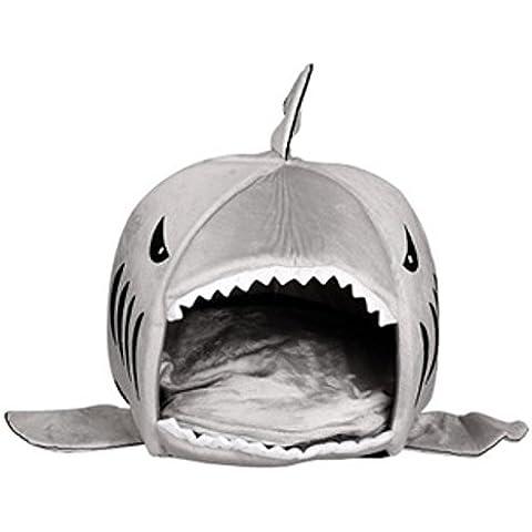 colorfulhouse squalo casa rotonda Cucciolo Letto con