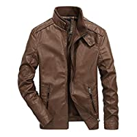 TIMEMEAN Mens Coats and Jackets Spring Winter Summer Sale Prime Parka Casual Smart Lightweight Warm Work Waterproof Leather Trench Outwear S-4XL
