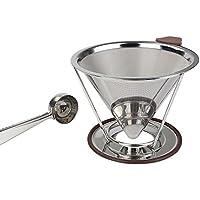 Filtro per caffè in acciaio inox Filtro per caffè permanente