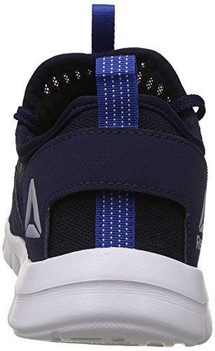 b51c0db27535 ... Reebok Men s Hurtle Runner Navy Running Shoes-8 UK India (42 EU) ...