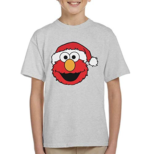 Sesame Street Elmo Christmas Hat Kid's ()