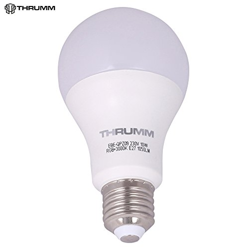 Thrumm 10W Smart Bulb (White)