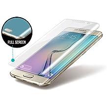 SS Tech–Teléfono móvil Protectores de pantalla y vidrio templado, PACK OF 2, SAMSUNG S6 EDGE PLUS