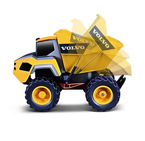 RC Auto kaufen LKW Bild 3: Maisto 582056 Fahrzeug mit Fernbedienung, gelb*