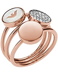 22826d85 Amazon.co.uk: Emporio Armani - Rings / Women: Jewellery