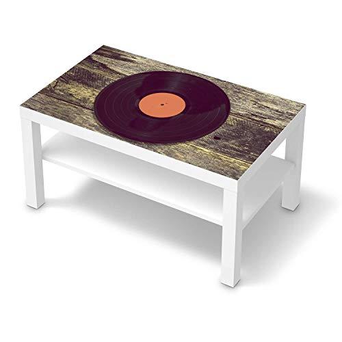 creatisto Möbeltattoo passend für IKEA Lack Tisch 90x55 cm I Möbelaufkleber - Möbel-Folie Tattoo Sticker I Wohn Deko Ideen für Esszimmer, Wohnzimmer - Design: Vinyl