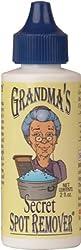 Grandma's Secret Spot Remover 2oz, Other, Multicoloured, 3.47 x 3.47 x 10.71 cm