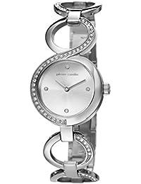 Pierre Cardin PC106602F02–Uhr für Frauen, Edelstahl-Armband Silber