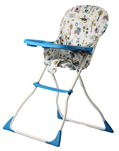 Baybee Baby High Chair (Blue)