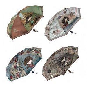 Anekke Paraguas Plegable Modelo al Azar