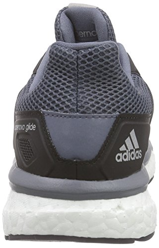 Preto Met Prata Desempenho Tênis core Deslizar Men 8 Nova Super Preto Onix Adidas nSOBwq0O