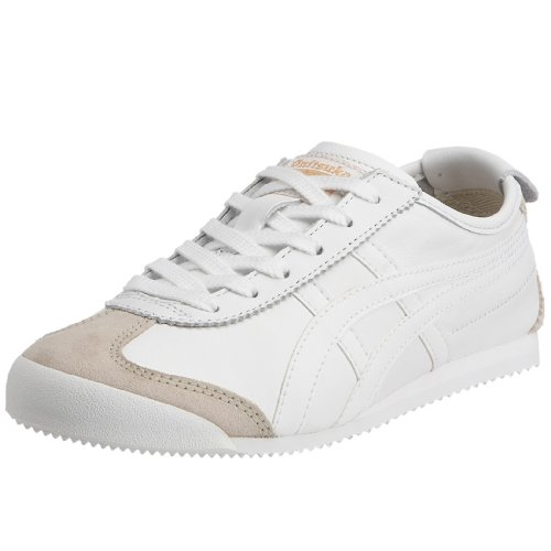 Onitsuka Tiger Mexico 66, Baskets mode homme Weiss