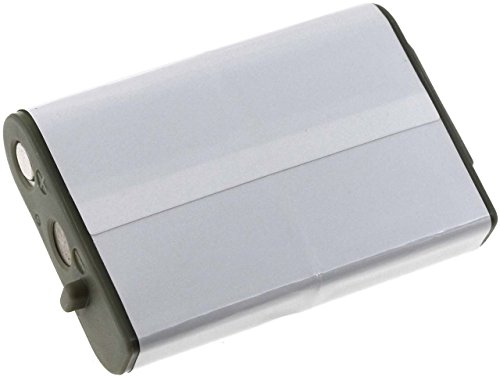 P103 Hhr-typ (Akku passend zu Panasonic Typ HHR-P103, NiMH, 700mAh, 3,6V, 2,5Wh, Weiß)